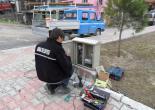 Kocakapı Mahallesi Aziziye Parkı Aydınlatma