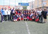 19 Mayıs'ta Kupa Sevinci Yaşadılar