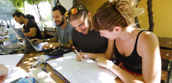 Parklarımızı Üniversite Öğrencileriyle Tasarlıyoruz