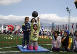 23 Nisan Madalyaları Batur'dan