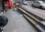 Göztepe Mahallesi İnönü Caddesi No: 426 Merdiven Düzenleme/Yapım, Tutamak İmalat Montaj ve Boya Çalışması