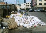 Halkapınar Mahallesi 1206 Sokak Moloz Alım Çalışması