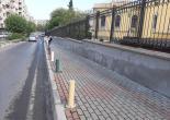 Mithatpaşa Mahallesi Mithatpaşa Mesleki ve Teknik Anadolu Lisesi Bahçe Duvarları Dış Cephe Boya Çalışması