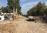 Mersinli Mahallesi 2821 Sokak Dere Kenarı Temizleme, Düzenleme ve Asfalt Kırığı ile Araç Park Yeri Oluşturma Çalışması