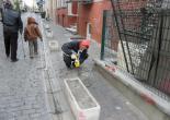 Basmane Oteller Sokağı Yeni Armatür Montajı