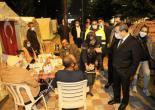 Başkan Abdül Batur'dan Kira Kampanyasına 10 Bin Lira Bağış