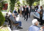 Başkan Batur 65 Yaş Üstü Konaklılarla Bir Araya Geldi