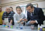 Batur'dan Kursiyerlere Sürpriz Ziyaret
