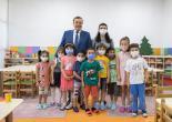 Batur, Bayramlaşma Programına Başladı
