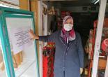 Başkan Batur'un Başlattığı Veresiye Defteri Kampanyasına İlgi Çok