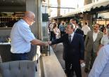 Başkan Batur'dan Kordon'a Hayırlı Olsun Ziyareti