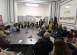 Batur CHP Belçika Birliğini Ziyaret Etti