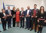 Batur, En Roman Dostu Belediye Başkanı Ödülünü Aldı