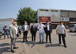 Batur, Gıda Çarşısı Esnafı İle Buluştu