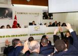 Batur İlk Meclis Toplantısında Kentsel Dönüşüm Mesajı Verdi