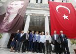 Batur; 'Namık Kemalli Olmak Bir Onurdur'