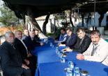 Batur Teşekkür Turlarına Başladı