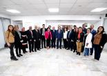 Batur'a İYİ Parti Konak'tan Tebrik Ziyareti