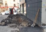 Kocatepe Mahallesi 558 Sokakta Kaldırım Yenileme Çalışması