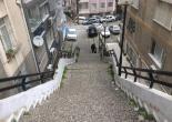 Çankaya Mahallesi 148 Sokakta Gerçekleştirilen, Tutamak Boya Çalışması