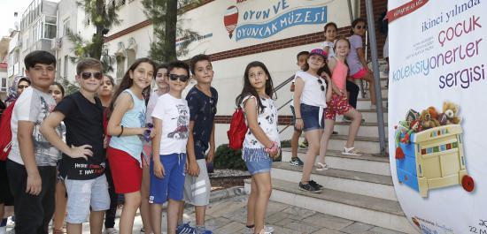 Konak'ta Müzeler Haftası Dolu Dolu Geçiyor