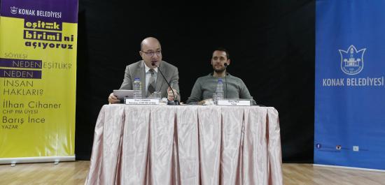 Konak'ta Eşitlik Birimi Hizmete Girdi