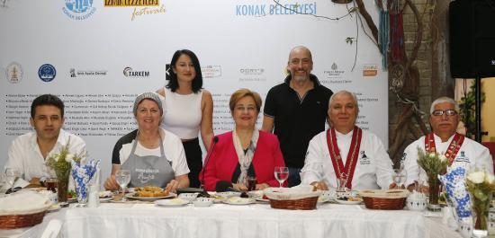 İzmir'in Lezzetleri Mutfak Konak'ta Tadılacak