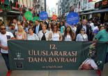 Dana Bayramı'na coşkulu kutlama