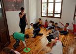 Dario Moreno Çocuklara Kucak Açtı