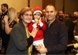 Konak Ailesi Yeni Yıla Umutlu ve Mutlu Girdi