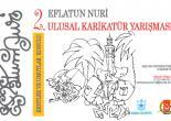 Eflatun Nuri Ulusal Karikatür Yarışması'nın Kazananları Belli Oldu