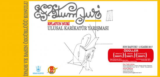 Eflatun Nuri Ulusal Karikatür Yarışması
