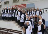 (15.12.2015) Eşrefpaşa Semt Merkezi Aşçılık Kursiyerleri ile
