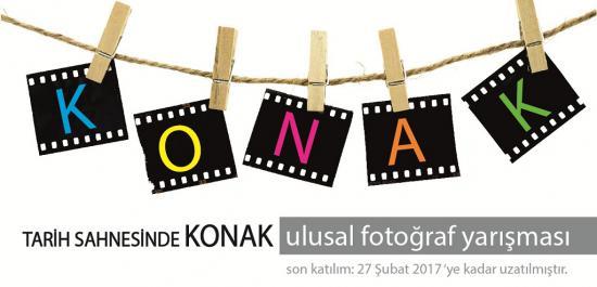 """""""Tarih Sahnesinde Konak"""" Konulu Ulusal Fotoğraf Yarışması"""