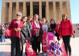 Konaklı Kadınlar Ata'sının Huzurunda