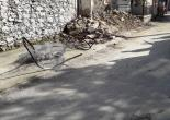 Selçuk Mahallesi 668 Sokak No: 21 Metruk Bina Tel Örgü ve Uyarı Levhası Montaj Çalışması