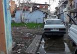 Küçükada Mahallesi 2243 Sokak No: 9 Korkuluk ve Tel Örgü Montaj Çalışması