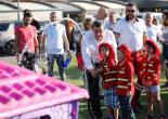 İzmir'in Kalbi Can Dostları Ağırladı