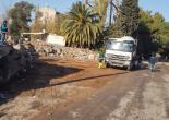 Umurbey Mahallesi 1525 Sokak İzelman Yanı Beton Atma Çalışması