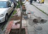 Mimar Sinan Mahallesi 1394 Sokak Kaldırım Onarım ve Beton Atma Çalışması