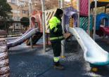 Konak'ta Hijyenik ve Sağlıklı Parklar