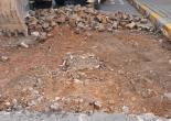 Alsancak Mahallesi 1481 Sokakta, Parke Taşları Düzenleme ile Yol Yenileme Çalışması