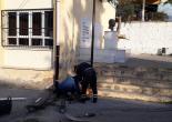 Cengiz Topel Mahallesi Boğaziçi İlkokulu Bayrak Direği İmalat ve Montaj Çalışması