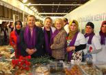 Kadınlar Günü Konak'ta Bambaşka