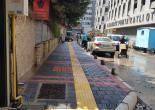 Alsancak Mahallesi 1475 Sokak Kaldırım Yenileme Çalışması