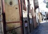 Yıldız Mahallesi 845 Sokak No: 17, Metruk Binada Karkas, Çelik Hasır ve Uyarı Levhası İmalat Montaj Çalışması