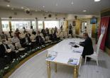 Başkan Batur Müdürlerine Yeni Dönem Startını Verdi