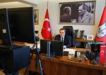 Başkan Batur: Belediye Gelirleri Yasası Değişmeli