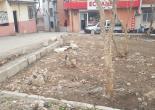 Levent Mahallesi 3480 Sokak ile 3483 Sokak Kesişiminde Yeşil Alan Düzenleme Çalışması