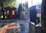 Çınarlı Mahallesi Çınarlı Rekreasyon Alanı Raylı Kapı İmalat ve Montaj Çalışması